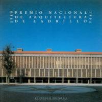 books.1988.Premionacionaldearquitecturadeladrillo1988-1991